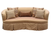 Picture of Audrey Sofa w/ Skirt
