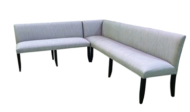 Picture of #91 Custom Corner Banquette